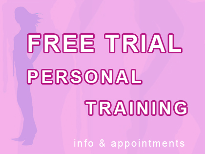 FREE TRIAL Personal Training